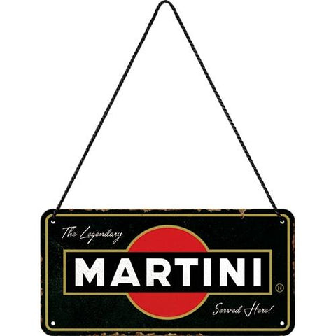 Martini Hanging Sign
