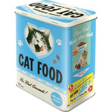 Cat Food Large Tin