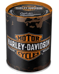 Harley Davidson Money Tin