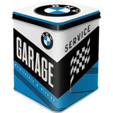 BMW Garage Tin
