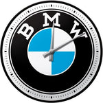 BMW Logo Clock