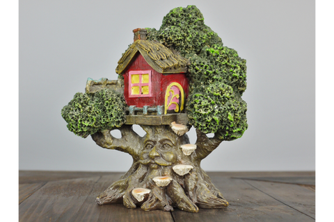 Fairy Garden Tree House