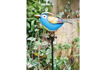 Blue Bird on Stake