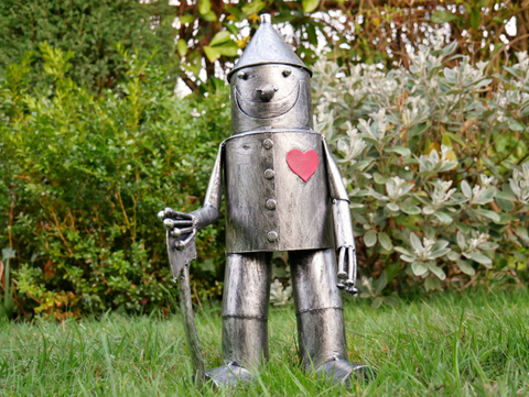 Tin Man statue small