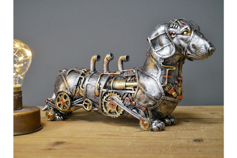 Steampunk Sausage Dog