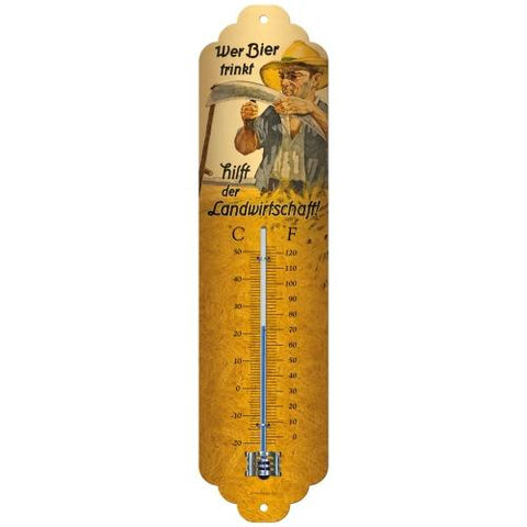 Beer Thermometer