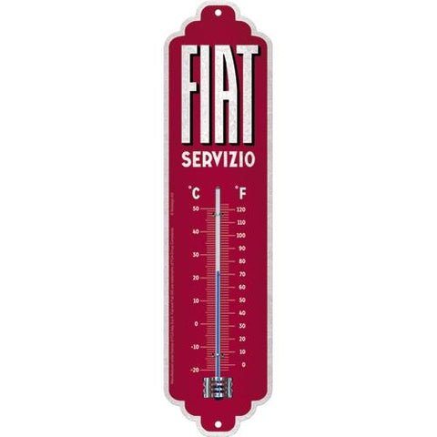 Fiat Thermometer
