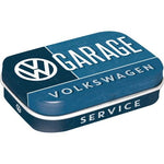 Volkwagen VW Garage Mint Tin