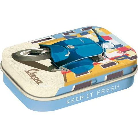 Vespa Italian Laundry Mint Tin
