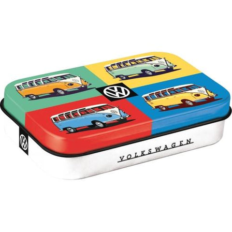 VW Camper Volkswagen XL Mint Tin