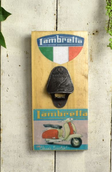 Lambretta Bottle Opener