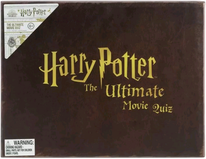 Ultimate Harry Potter Movie Quiz