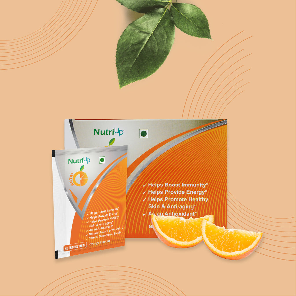 Nutri C Natural Plant Based Vitamin C