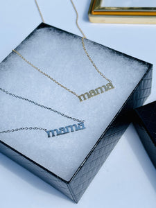 Mama Necklace - Kadore by Keish