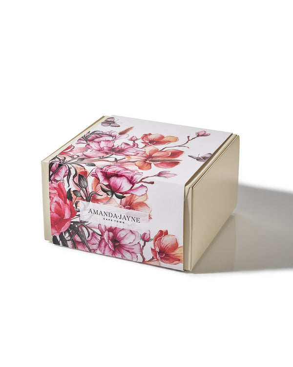 Gift Box Sleeve / A5 Floral Print