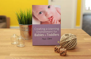 Creating a Learning Environment for Babies and Todlers