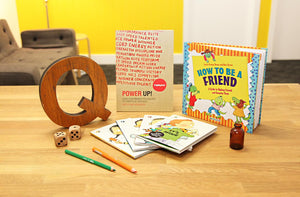 Quirky Kid Book Pack