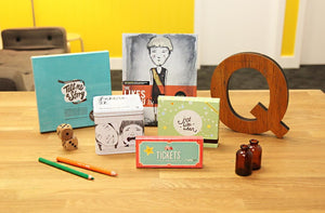 Quirky Kid Cards Pack