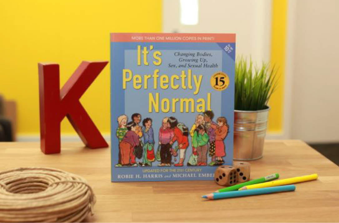 Its Perfectly Normal Changing Bodies, Growing Up, Sex -9207