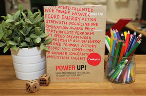 Power Up, a performance psychology program for young people.