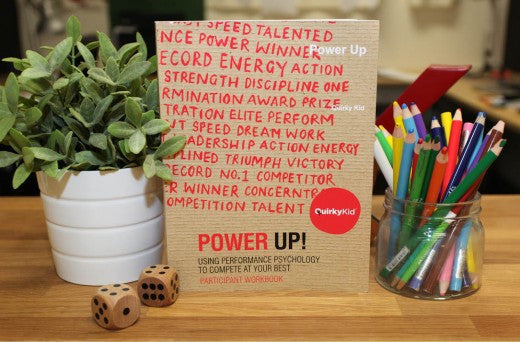 Power Up: Give your chiPower Upld the skills  to perform at their best