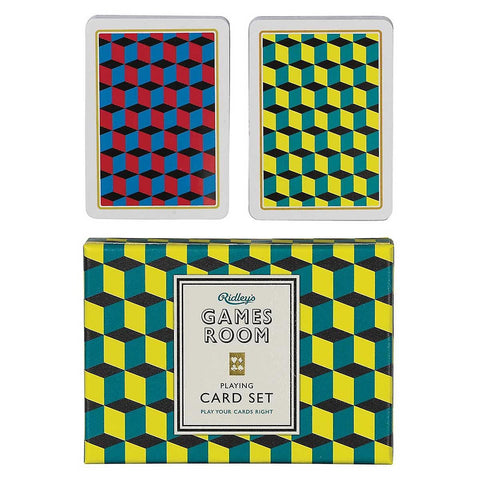 Games Room Playing Cards