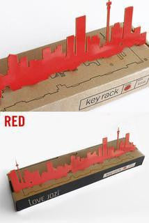 Jozi Keyrack Red