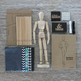 Fashion Designer Kit inspired by Audrey