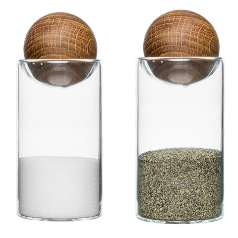 Sagaform Salt and Pepper