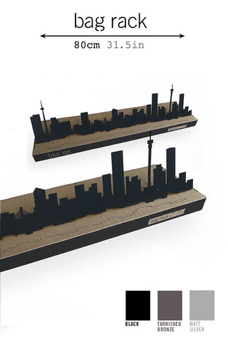 Jozi Skyline Bag Rack