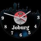 Jozi Skyline Clock