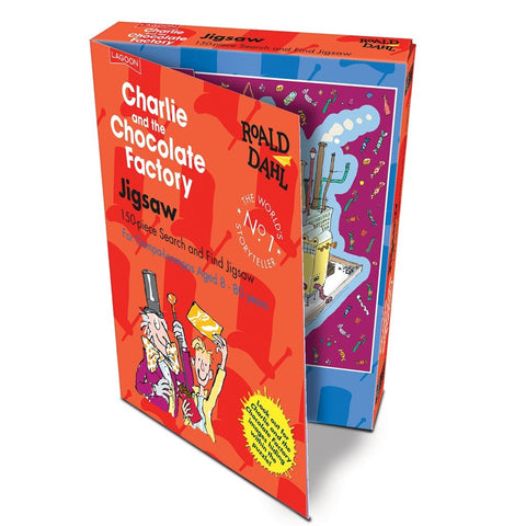 Charlie and the Chocolate Factory Jigsaw