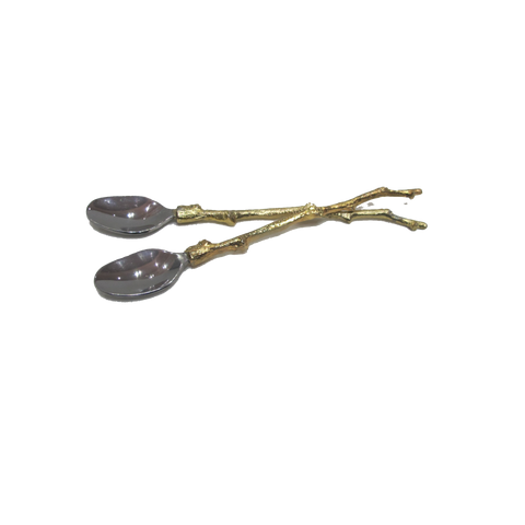 Aboda Acacia Teaspoon Set of 2