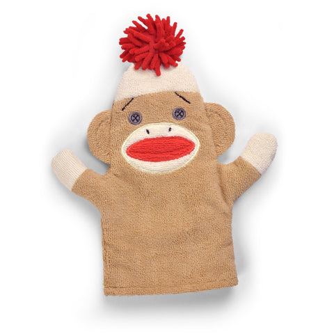 Fred Dust Mitt Monkey