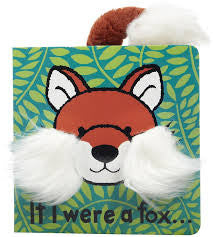 Jellycat If I Were A Fox Book