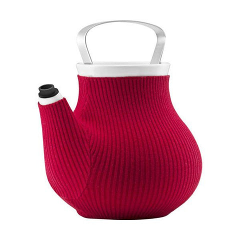 Eva Solo My Big Teapot Red