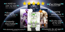 Load image into Gallery viewer, I Am Sleepless Complete Series Books 1-4 (Signed Paperbacks)