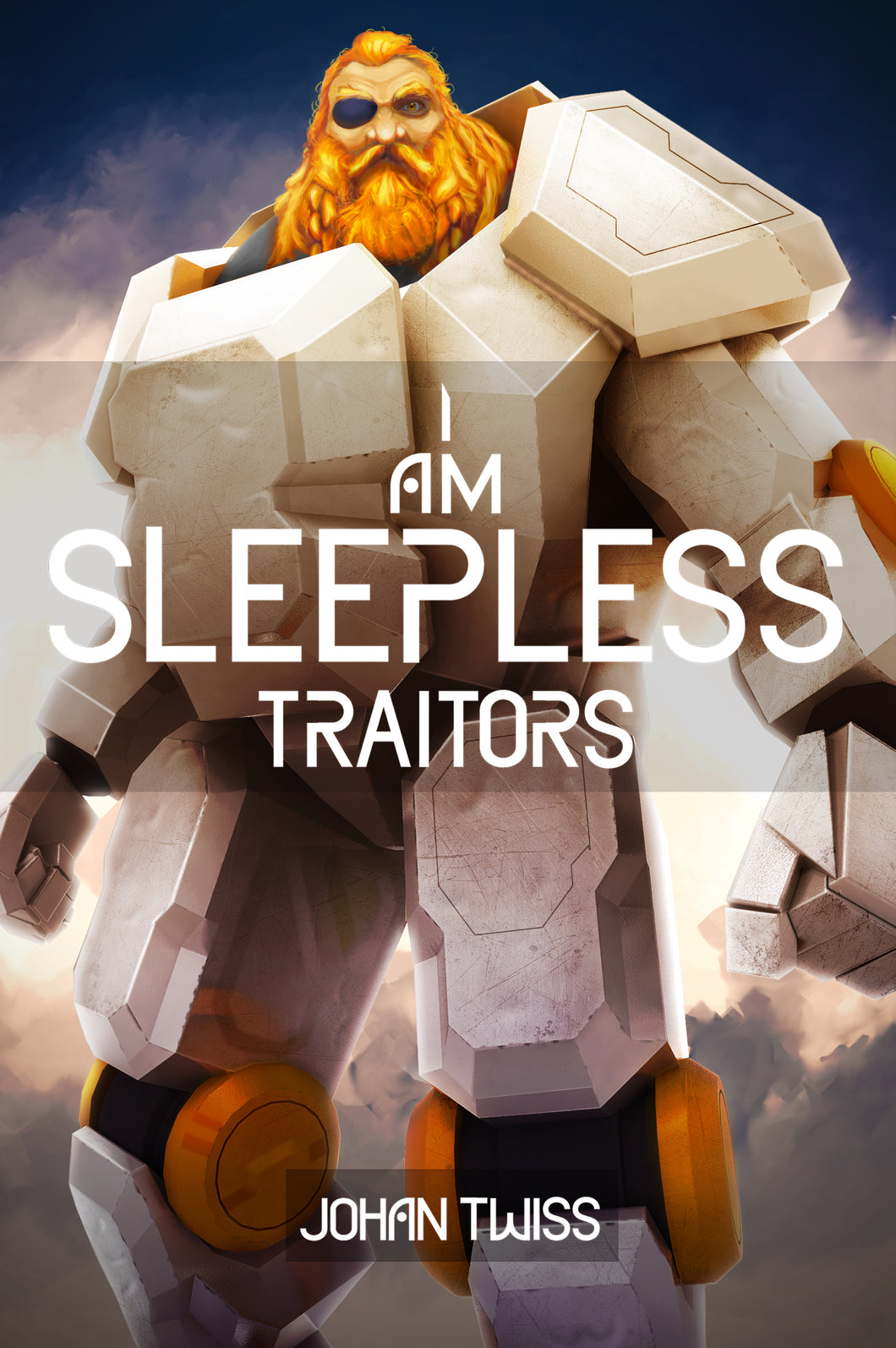 I Am Sleepless: Traitors - Book 3 (Signed Paperback)