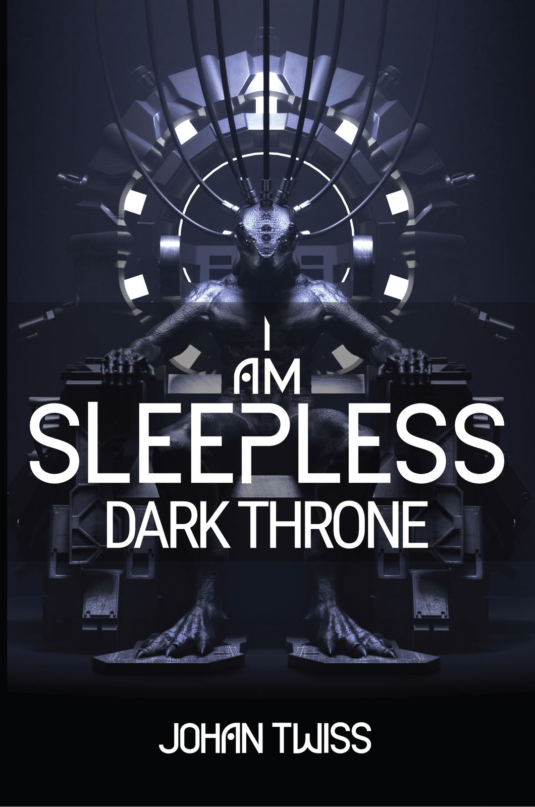 I Am Sleepless: Dark Throne - Book 4 (Signed Paperback)