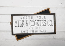 Load image into Gallery viewer, North Pole - Milk and Cookies CO.