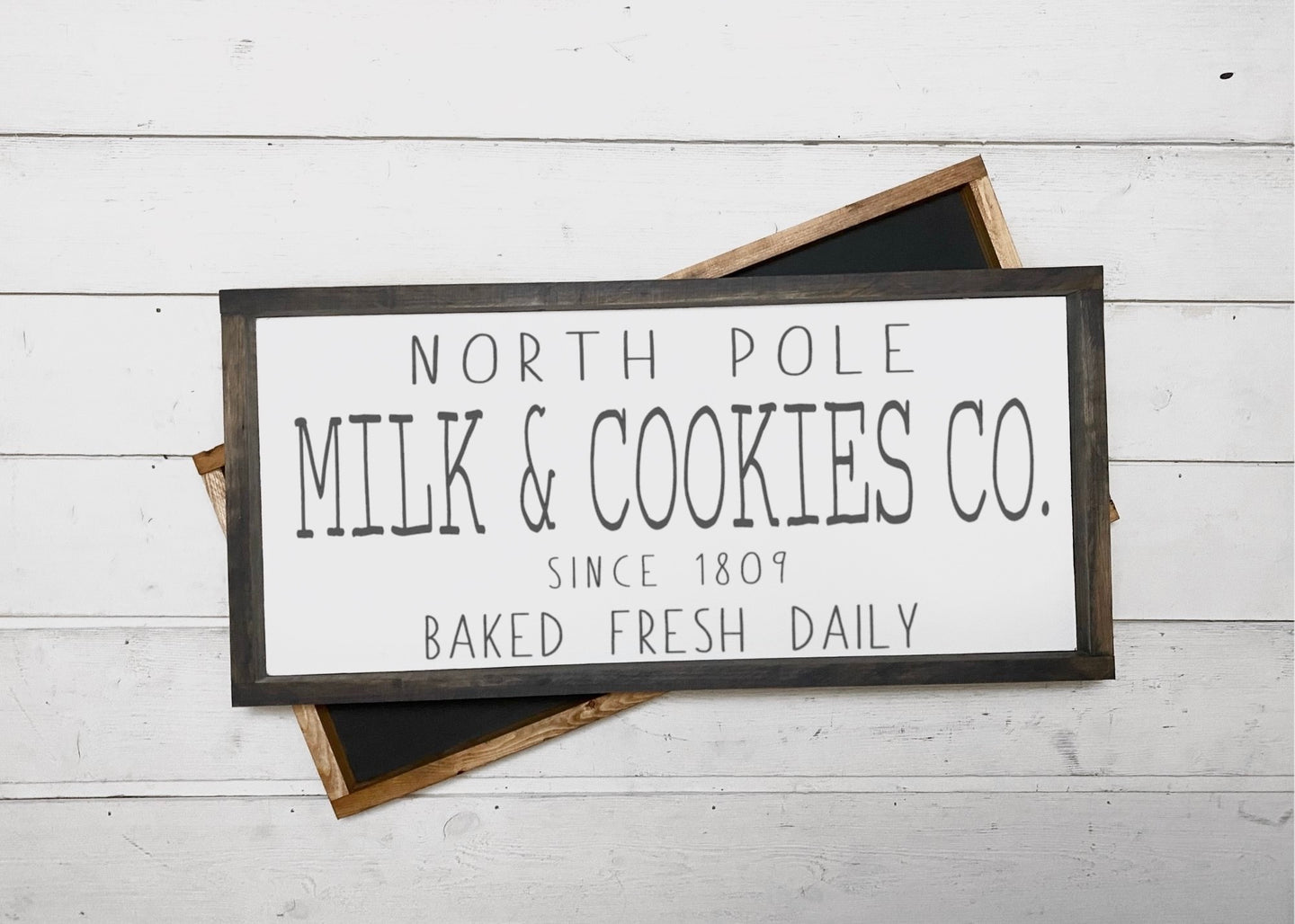 North Pole - Milk and Cookies CO.