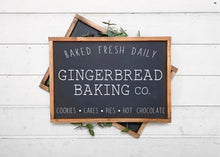 Load image into Gallery viewer, Gingerbread Baking Co.