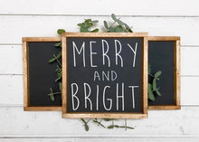 Load image into Gallery viewer, Merry And Bright