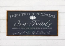 Load image into Gallery viewer, Farm Fresh Pumpkins [Personalize]