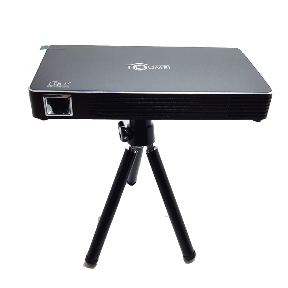 TOUMEI C800i Mini Projector Led Proyector Mini Projetor Android 7.1 1080P WiFi Bluetooth RK3128 Quad Core Cortex-A7