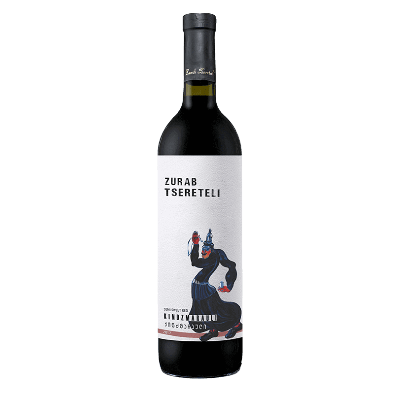 Tsereteli Winery Kindzmarauli 2017