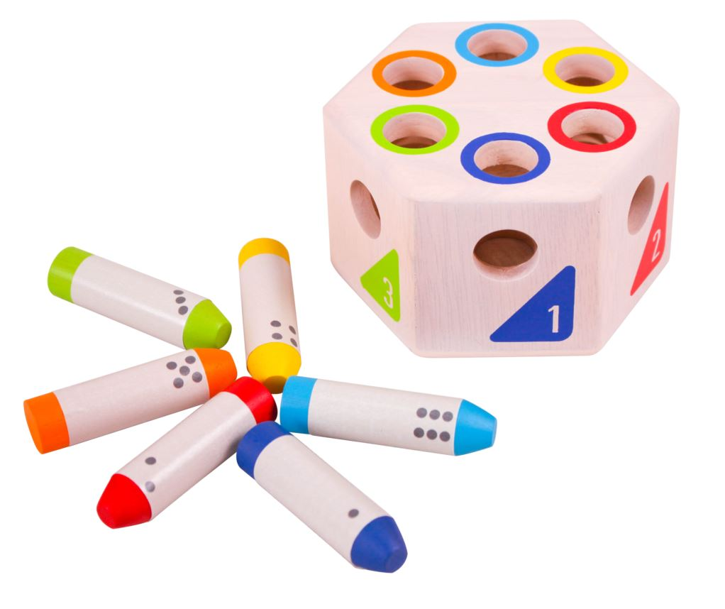 Spielba Pop-Up Stifte