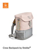 JetKids by Stokke Crew Backpack Pink Lemonade