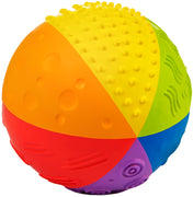 CAAOCHO Spielball Rainbow gross