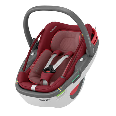 Maxi Cosi Coral 360 Babyschale Essential Red